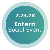 intern social event button