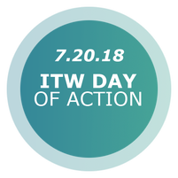 itw day of action button