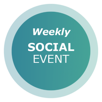 weekly social event button