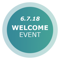 welcome event button